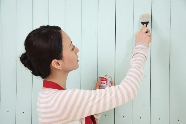 外壁塗装の日曜大工